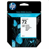 Original Ink Cartridge HP 72 (C9397A) (Black Photo) for HP Designjet T1120 ps - CK838A