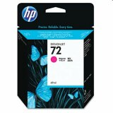 Original Ink Cartridge HP 72 (C9399A) (Magenta) for HP Designjet T1120 - CK839A