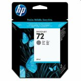 Original Ink Cartridge HP 72 (C9401A) (Gray) for HP Designjet T1120 ps - CK838A