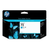 Original Ink Cartridge HP 72 XL (C9371A) (Cyan) for HP Designjet T1120 ps - CK838A