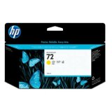 Original Ink Cartridge HP 72 XL (C9373A) (Yellow) for HP Designjet T770 - CQ306A