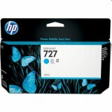 Original Ink Cartridge HP 727 XL (B3P19A) (Cyan) for HP Designjet T920