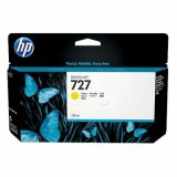 Original Ink Cartridge HP 727 XL (B3P21A) (Yellow) for HP Designjet T920