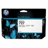 Original Ink Cartridge HP 727 XL (B3P23A) (Black Photo) for HP Designjet T920