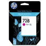 Original Ink Cartridge HP 728 (F9J62A) (Magenta) for HP DesignJet T730