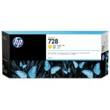 Original Ink Cartridge HP 728 (F9K15A) (Yellow) for HP DesignJet T830