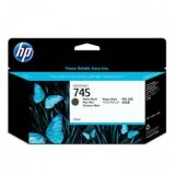 Original Ink Cartridge HP 745 (F9J99A) (Matte black) for HP DesignJet Z5600 PostScript