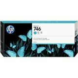 "Original Ink Cartridge HP 746 (P2V80A) (Cyan) for HP DesignJet Z6 24"" PostScript"