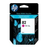 Original Ink Cartridge HP 82 (CH567A) (Magenta) for HP Designjet 815 MFP
