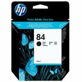 Original Ink Cartridge HP 84 (C5016A) (Black) for HP Designjet 30 n