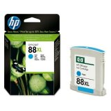 Original Ink Cartridge HP 88 XL (C9391AE) (Cyan) for HP Officejet Pro L7580
