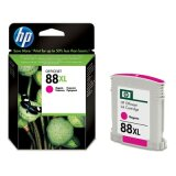 Original Ink Cartridge HP 88 XL (C9392AE) (Magenta) for HP Officejet Pro L7580
