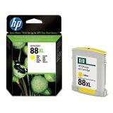 Original Ink Cartridge HP 88 XL (C9393AE) (Yellow) for HP Officejet Pro L7580