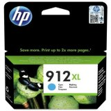 Original Ink Cartridge HP 912 XL (3YL81AE) (Cyan) for HP Officejet Pro 8013