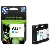 Original Ink Cartridge HP 933 XL (CN054AE) (Cyan)