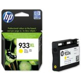 Original Ink Cartridge HP 933 XL (CN056AE) (Yellow) for HP Officejet 7610 H912a