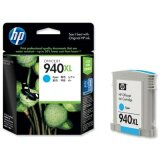 Original Ink Cartridge HP 940 XL (C4907AE) (Cyan) for HP Officejet Pro 8000 A809a