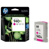 Original Ink Cartridge HP 940 XL (C4908AE) (Magenta) for HP Officejet Pro 8000 A809a
