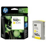 Original Ink Cartridge HP 940 XL (C4909AE) (Yellow) for HP Officejet Pro 8000 A809a