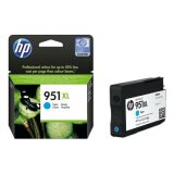 Original Ink Cartridge HP 951 XL (CN046AE) (Cyan) for HP Officejet Pro 8620 e-All-in-One Printer
