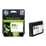 Original Ink Cartridge HP 951 XL (CN048AE) (Yellow) for HP Officejet Pro 8620 e-All-in-One Printer