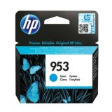 Original Ink Cartridge HP 953 (F6U12AE) (Cyan) for HP OfficeJet Pro 8718