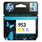 Original Ink Cartridge HP 953 (F6U14AE) (Yellow)