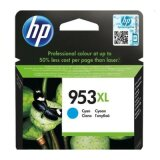 Original Ink Cartridge HP 953 XL (F6U16AE) (Cyan) for HP OfficeJet Pro 8718