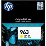 Original Ink Cartridge HP 963 (3JA25AE) (Yellow)