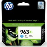 Original Ink Cartridge HP 963XL (3JA27AE) (Cyan)