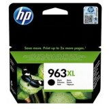 Original Ink Cartridge HP 963XL (3JA30AE) (Black)