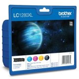Original Ink Cartridges Brother LC-1280 XL CMYK (LC1280XLVALBP) for Brother MFC-J5910 DW