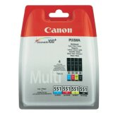 Original Ink Cartridges Canon CLI-551 CMYK (6509B008)