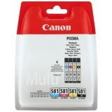 Original Ink Cartridges Canon CLI-581 CMYK (2103C004) for Canon Pixma TS8250