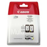Original Ink Cartridges Canon PG-545 + CL-546 (8287B005) for Canon Pixma MG3051