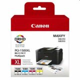 Original Ink Cartridges Canon PGI-1500 CMYK (9182B004)