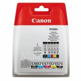 Original Ink Cartridges Canon PGI-570/CLI-571 CMYK (0372C004) (multi pack)