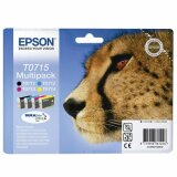 Original Ink Cartridges Epson T0715 (C13T07154010) (multi pack)
