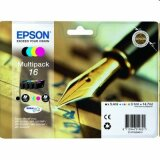 Original Ink Cartridges Epson T1626 (C13T16264010) (multi pack)
