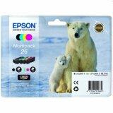 Original Ink Cartridges Epson T2616 (C13T26164010)