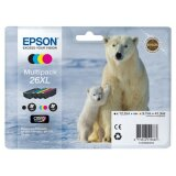 Original Ink Cartridges Epson T2636 (C13T26364010)