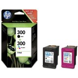 Original Ink Cartridges HP 300 (CN637EE) for HP Deskjet F2492