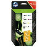 Original Ink Cartridges HP 364 XL (N9J74AE) for HP Photosmart 5515 B111h