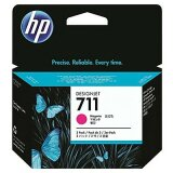 Original Ink Cartridges HP 711 (CZ135A) (Magenta)