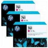 Original Ink Cartridges HP 761 (CR271A) (Magenta) for HP Designjet T7100