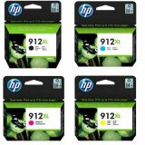 Original Ink Cartridges HP 912 XL (3YP34AE) for HP Officejet Pro 8013