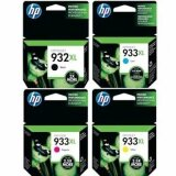 Original Ink Cartridges HP 932 XL/933 XL (C2P42AE) for HP Officejet 6100 H611