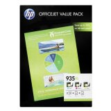 Original Ink Cartridges HP 935 XL CMY (F6U78AE) for HP OfficeJet Pro 6230