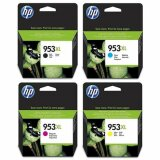 Original Ink Cartridges HP 953 XL CMYK (3HZ52AE) for HP OfficeJet Pro 8718