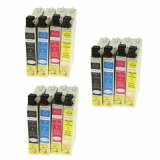 3x Compatible Ink Cartridges T0555 for Epson (C13T05564010)